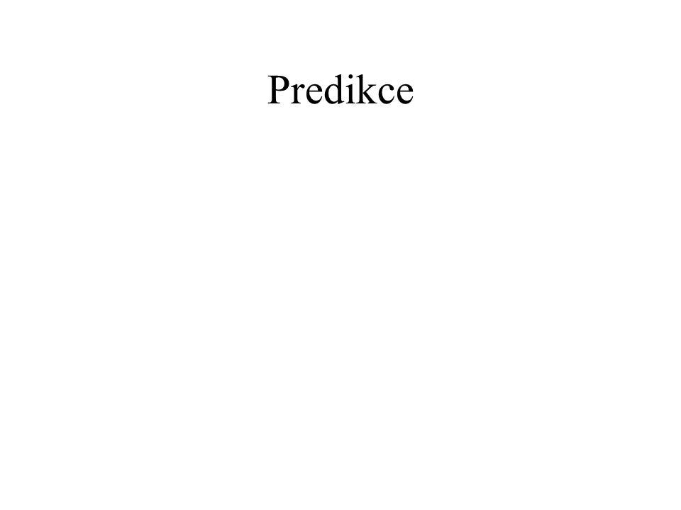 Predikce
