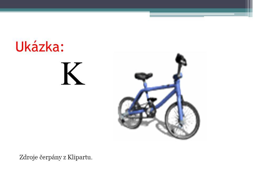 Ukázka: K Zdroje čerpány z Klipartu.