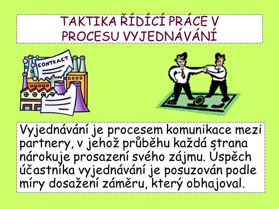 Vedle etické složky dohody je její účinnost podmíněna trvanlivostí dohodnutého stavu kooperace.