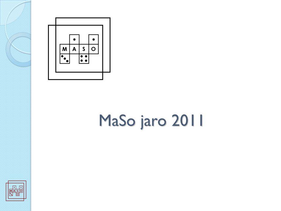 MaSo jaro 2011