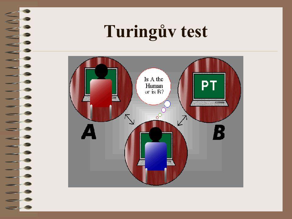 Turingův test
