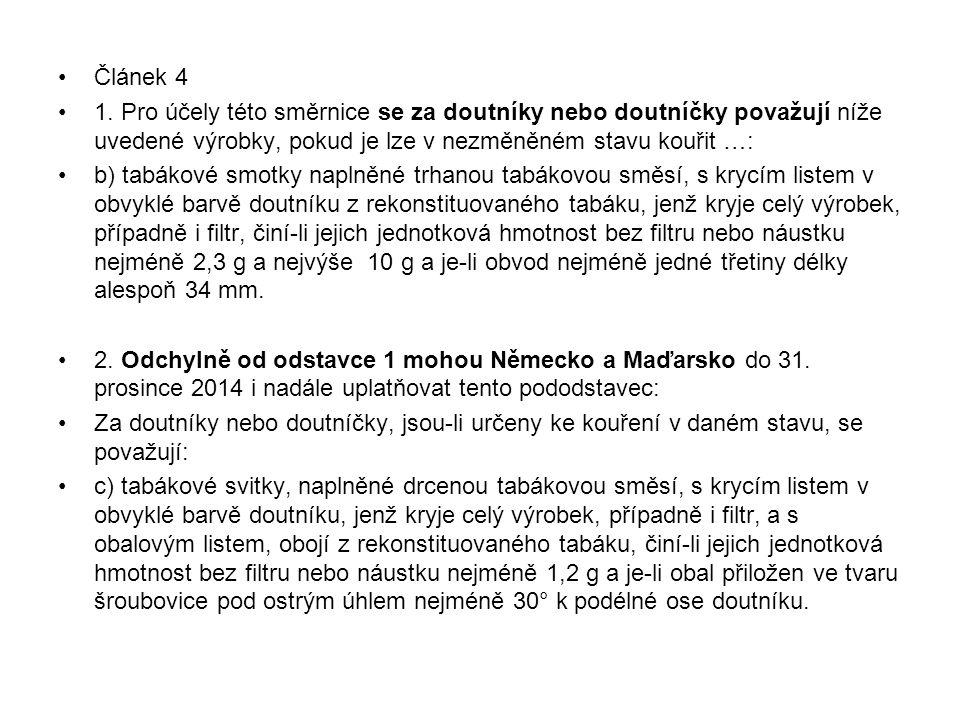 Článek 4 1.
