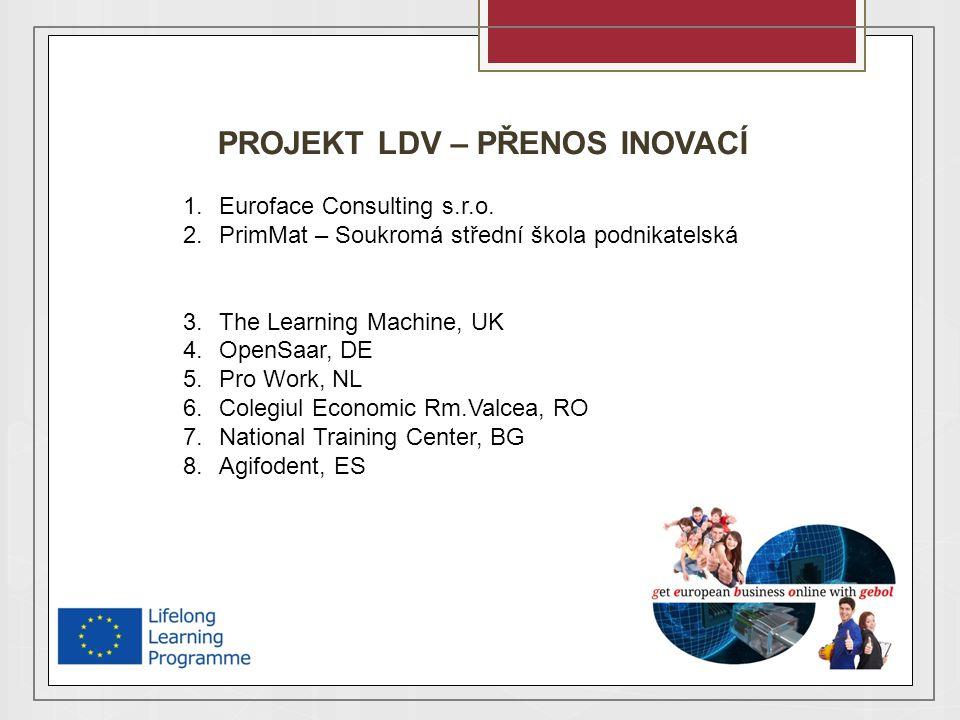 1.Euroface Consulting s.r.o.