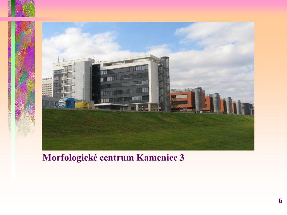 5 Morfologické centrum Kamenice 3