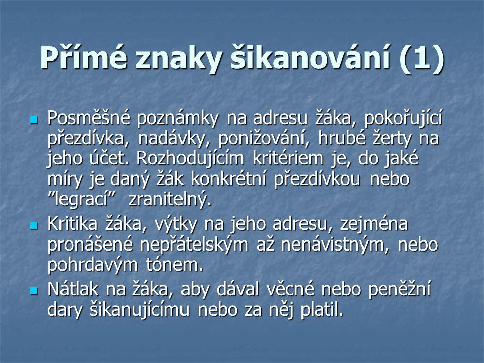 Doporučená literatura Fojtíková, Z.: Cesta k nápravě , Rodina a škola č.