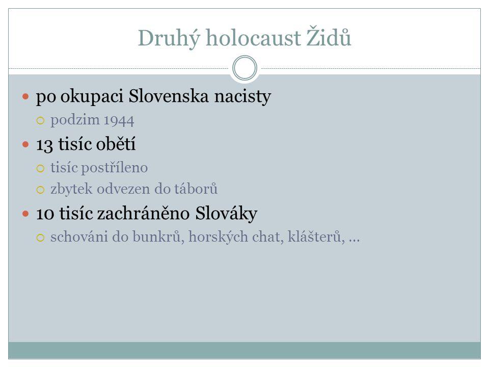 Děkuji za pozornost Zdroje  Kamenec, I.(1992). Slovenský stát.