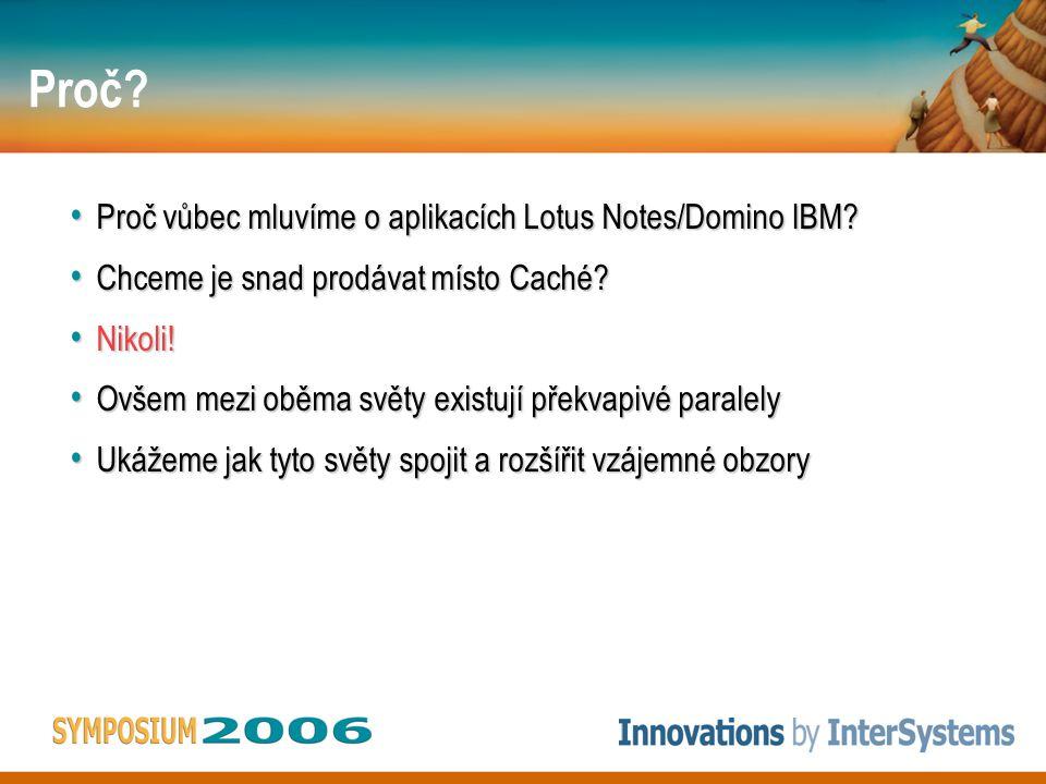Co je Lotus Notes Lotus Notes je GROUPWARE Lotus Notes je GROUPWARE Tedy nástroj pro týmovou spolupráci Tedy nástroj pro týmovou spolupráci Moduly: Moduly: –Workspace –Web Server –Mail Server –Formuláře –Dokumenty –Atd…