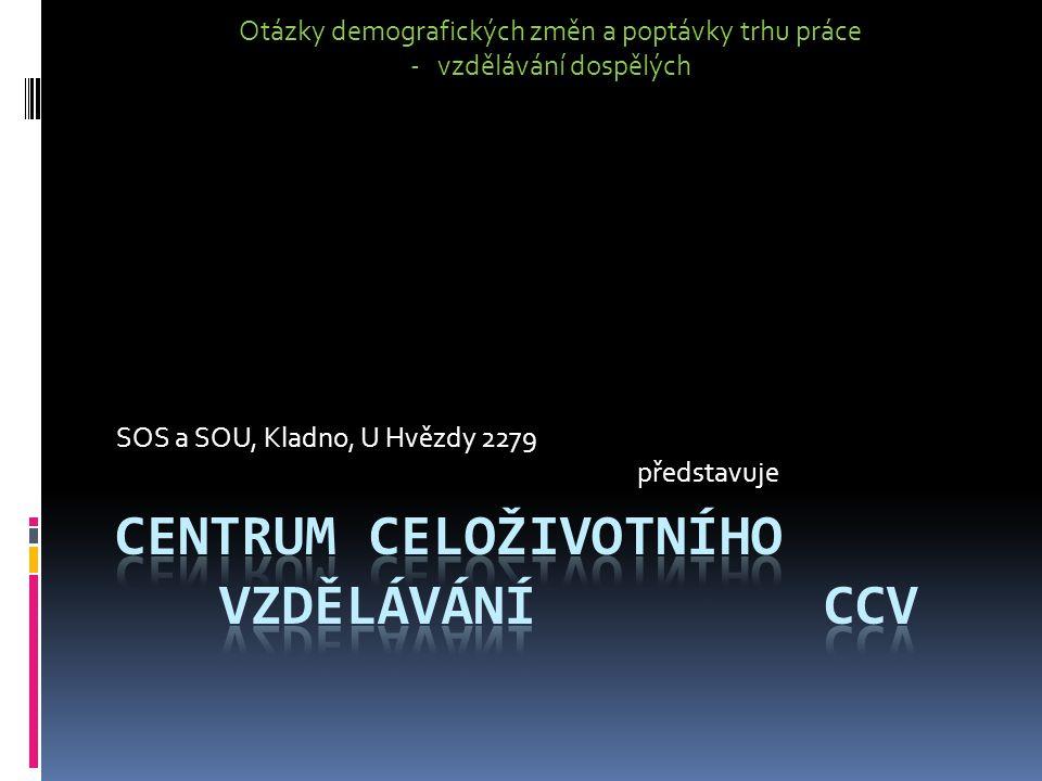 obsah  Popis výchozí situace  Centrum celoživotního vzdělávání CCV  O našich výukových programech
