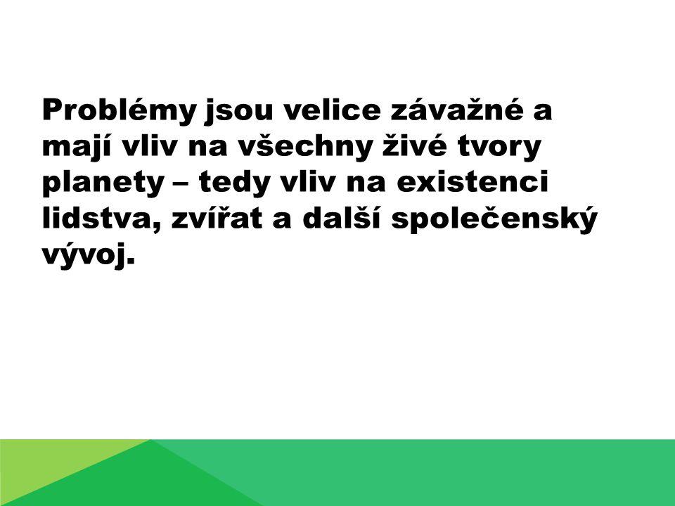 GLOBÁLNÍ PROBLÉMY DĚLENÍ: 1) Intersociální problémy 2) Ekosociální problémy 3)Antroposociální problémy