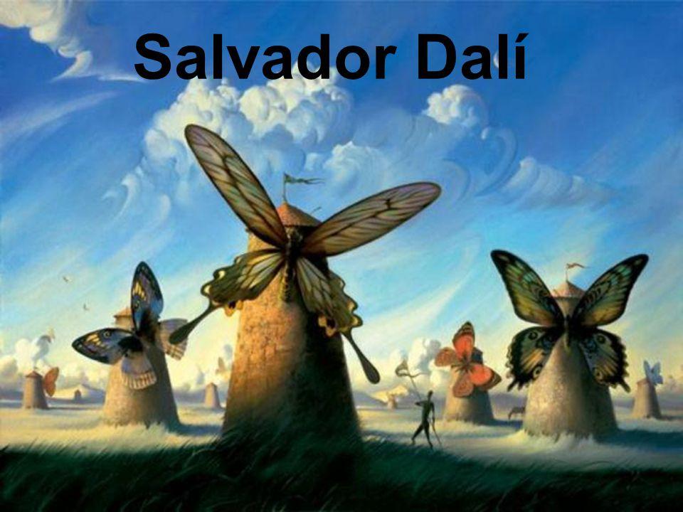 SALVATOR DALÍ Salvador Dalí