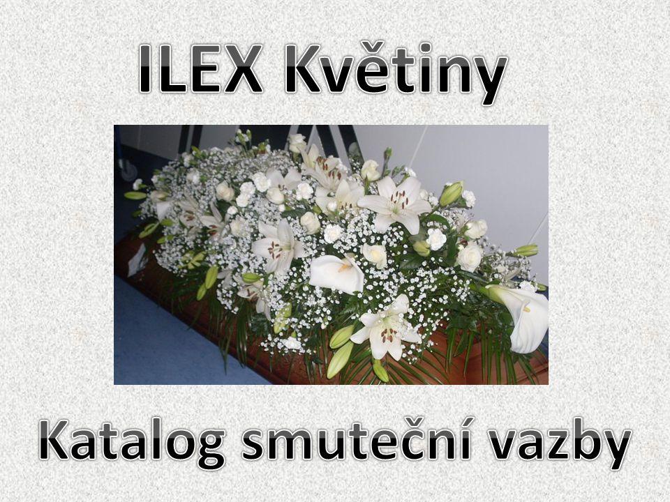 Kytice č. 36 Růže, orchidea, královská lilie, listová zeleň -jednostranná Smluvní cena: 2.800 Kč
