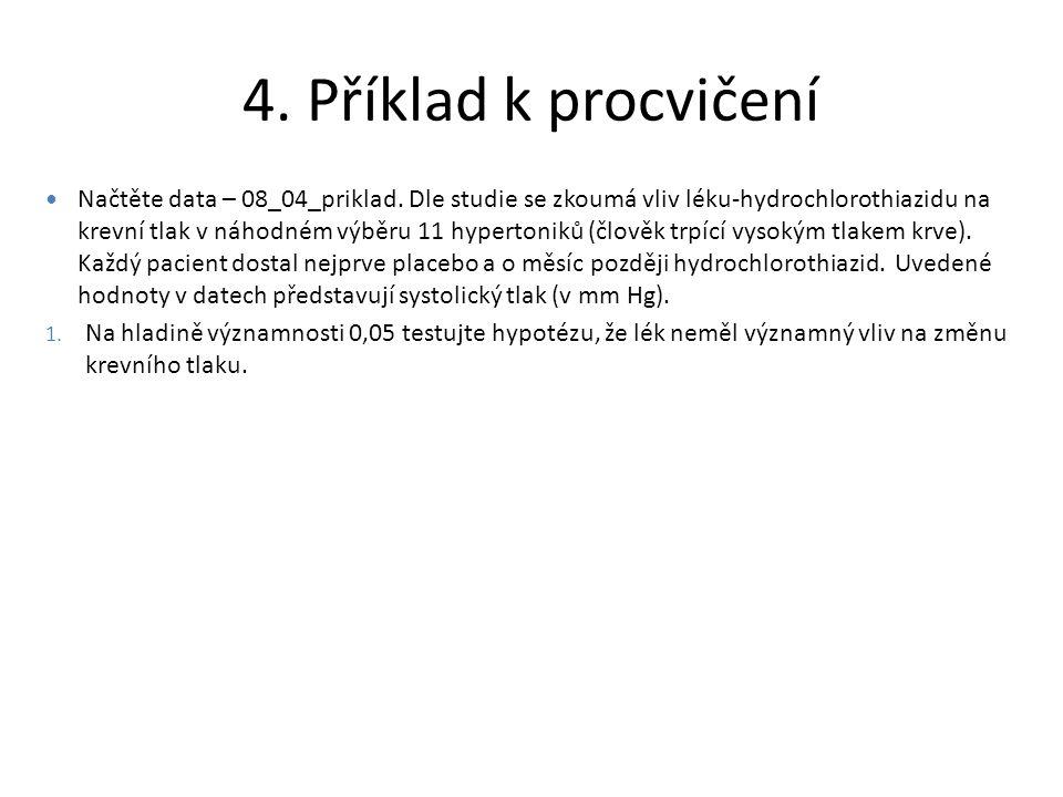 5.Příklad k procvičení Načtěte data – 08_05_priklad.