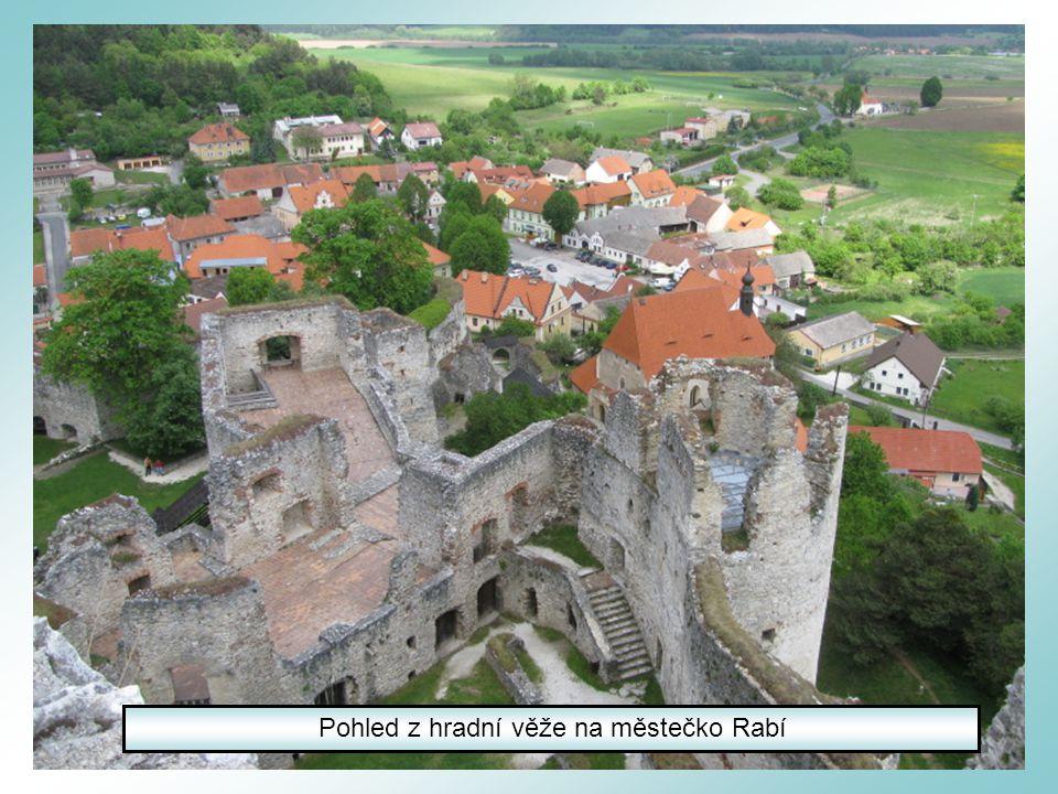 Prohlídka hradu Rabí