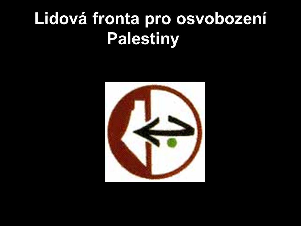 Lidová fronta pro osvobození Palestiny