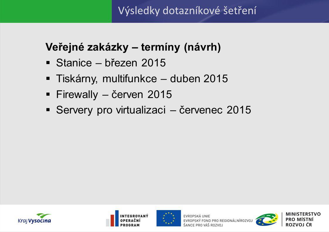 15 Služby TC kraje Používané služby TCK  spisová služba pro PO kraje  garantovaný archiv - el.