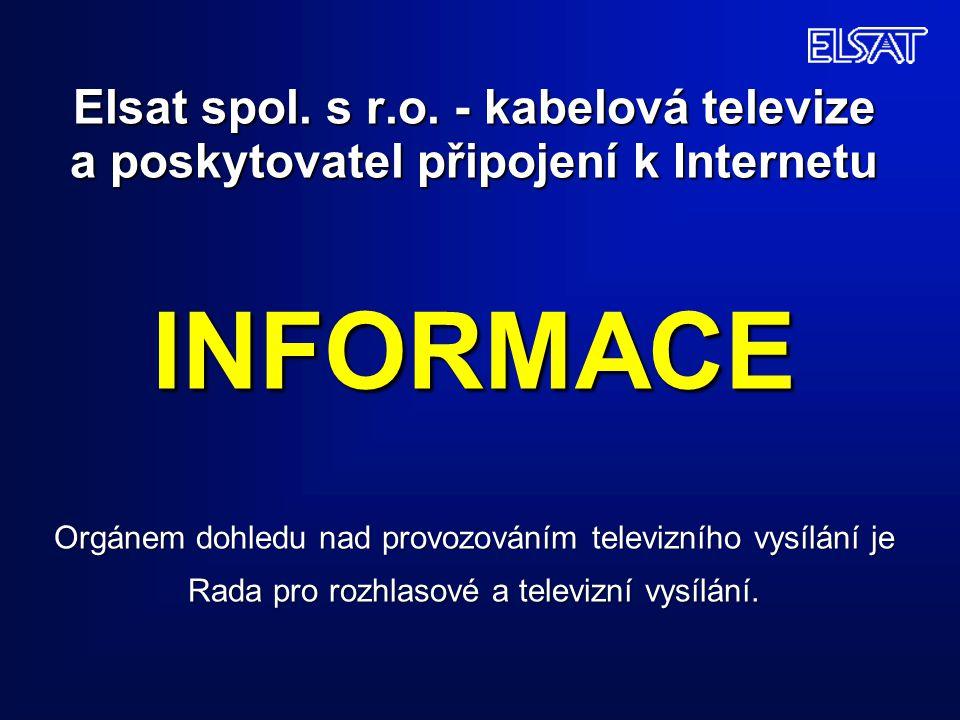 KOMUNIKAČNÍ MODEM ZAPŮJČUJEME ZDARMA, POUZE PROTI VRATNÉ KAUCI 500,- Kč.