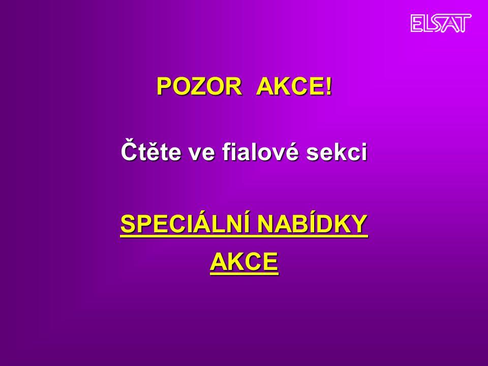 - Platby za Základní, Omezenou a Rozšířenou nabídku se provádějí na účet u ČSOB České Budějovice č.