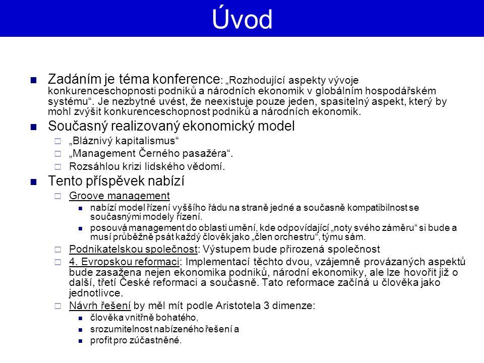 Antonín Moravec, Ing., Ph.D.Ústav filosofie inovací, Trident Development spol.
