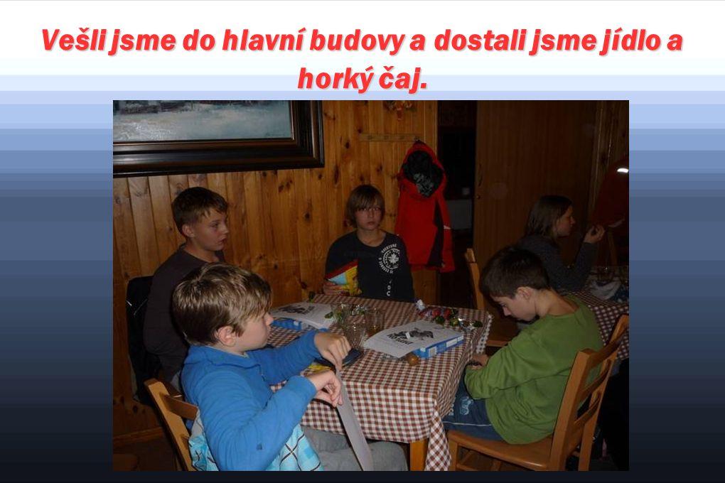 Horská chata Kohútka a sníh nikde …..