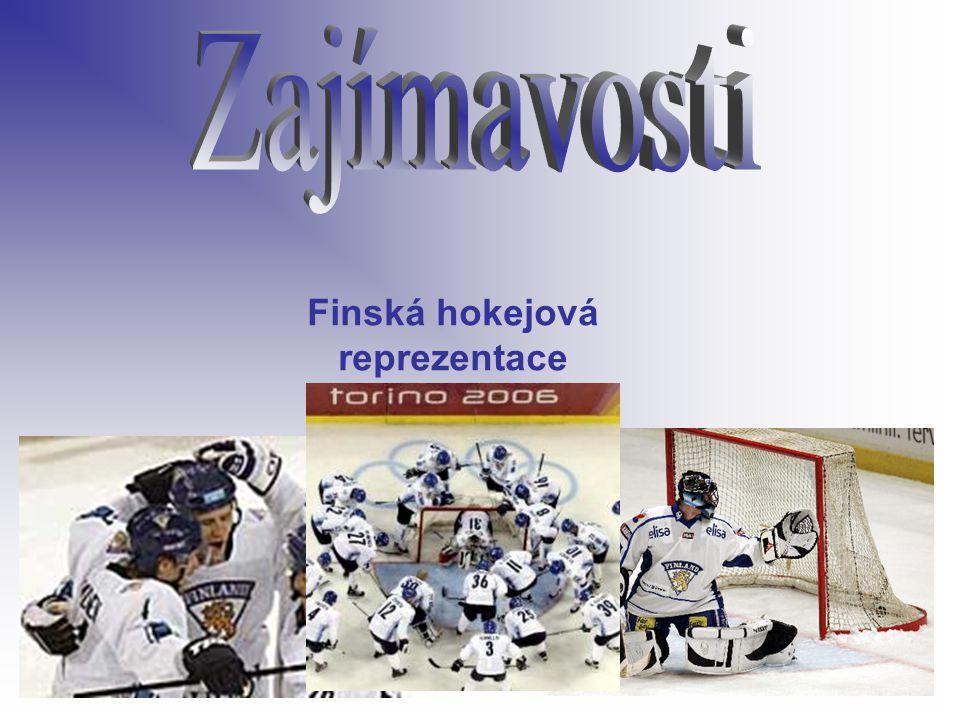 Finská hokejová reprezentace