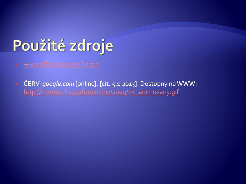  www.office.microsoft.com www.office.microsoft.com  ČERV.