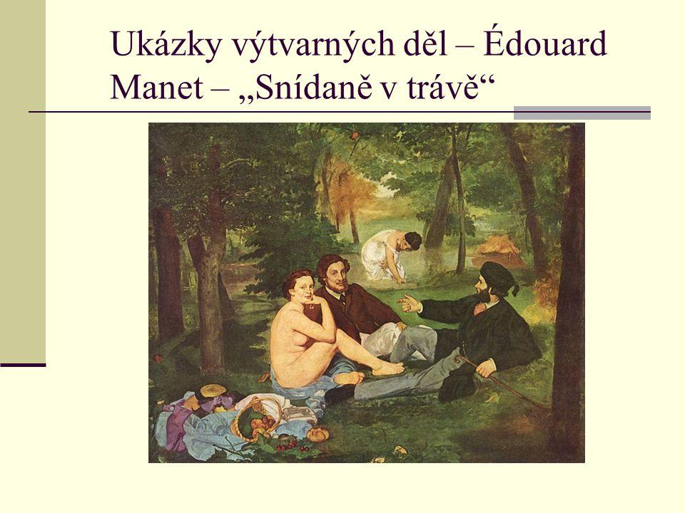 Ukázky výtvarných děl – Georges Seurat – Port – en - Bessin