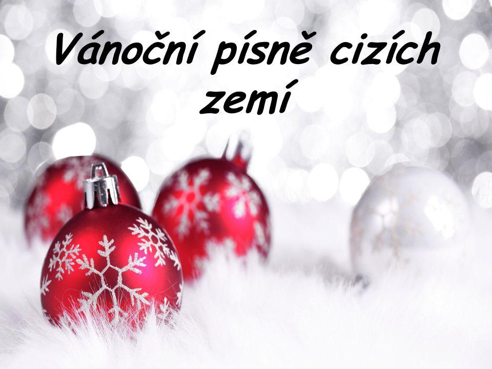 Vánoční písně cizích zemí