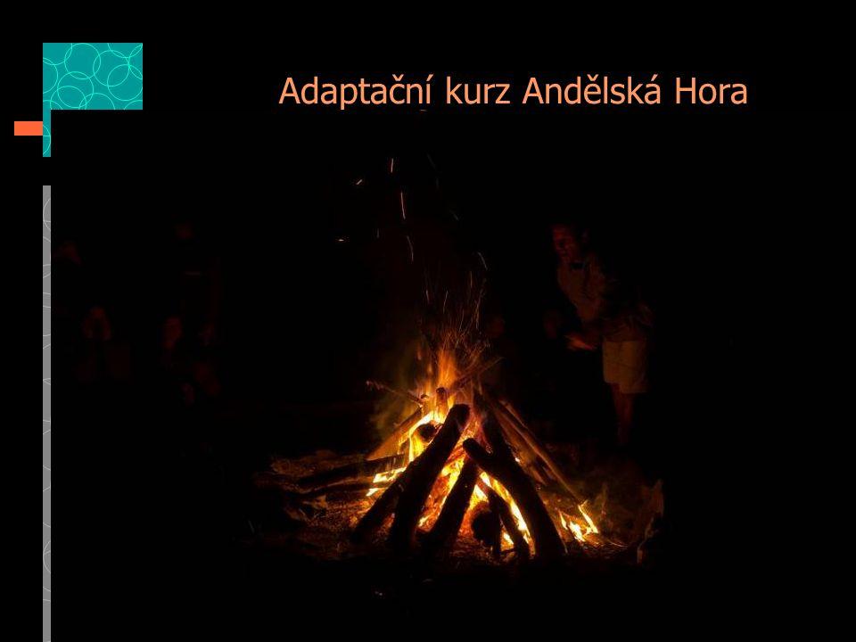 Adaptační kurz Andělská Hora
