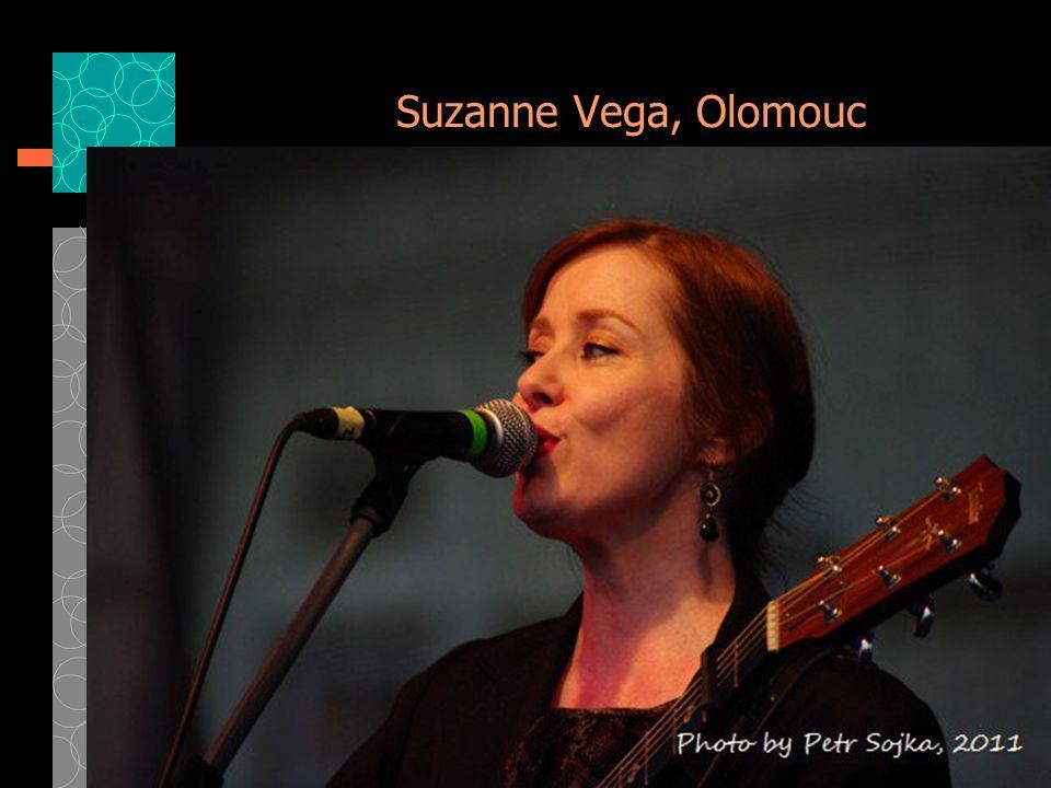 Suzanne Vega, Olomouc