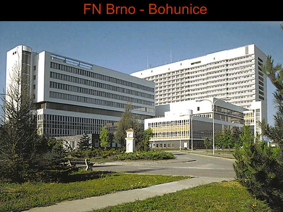 FN Brno - Bohunice