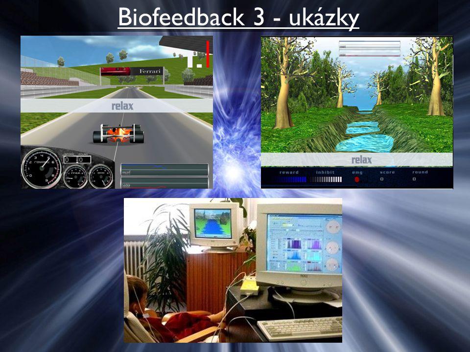 Biofeedback 3 - ukázky
