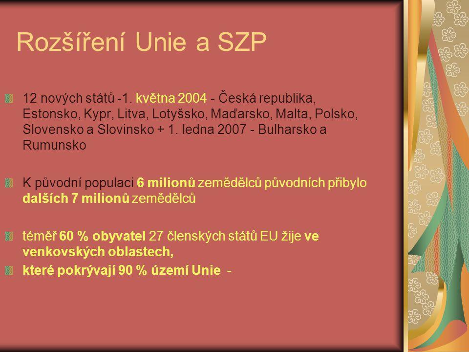 Přes maloobchodní obchodní řetězce se prodává 72 % potravin v ČR.
