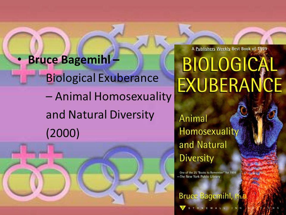 homofobie Výhradně lidská vlastnost A proč??.