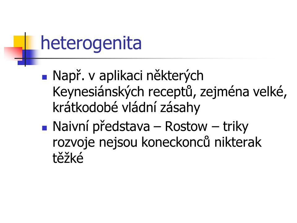 heterogenita Např.