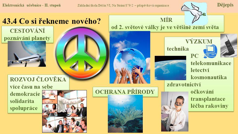 43.5 Procvičení a příklady Elektronická učebnice - II.