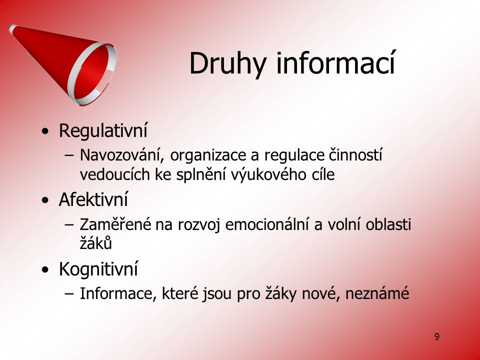 Mareš, Křivohlavý, 199520 Prostředky neverbální komunikace Pohled Výraz obličeje Pohyb Fyzický postoj Gesta Dotyk Vzájemné přiblížení či oddálení Úprava zevnějšku Viz např.