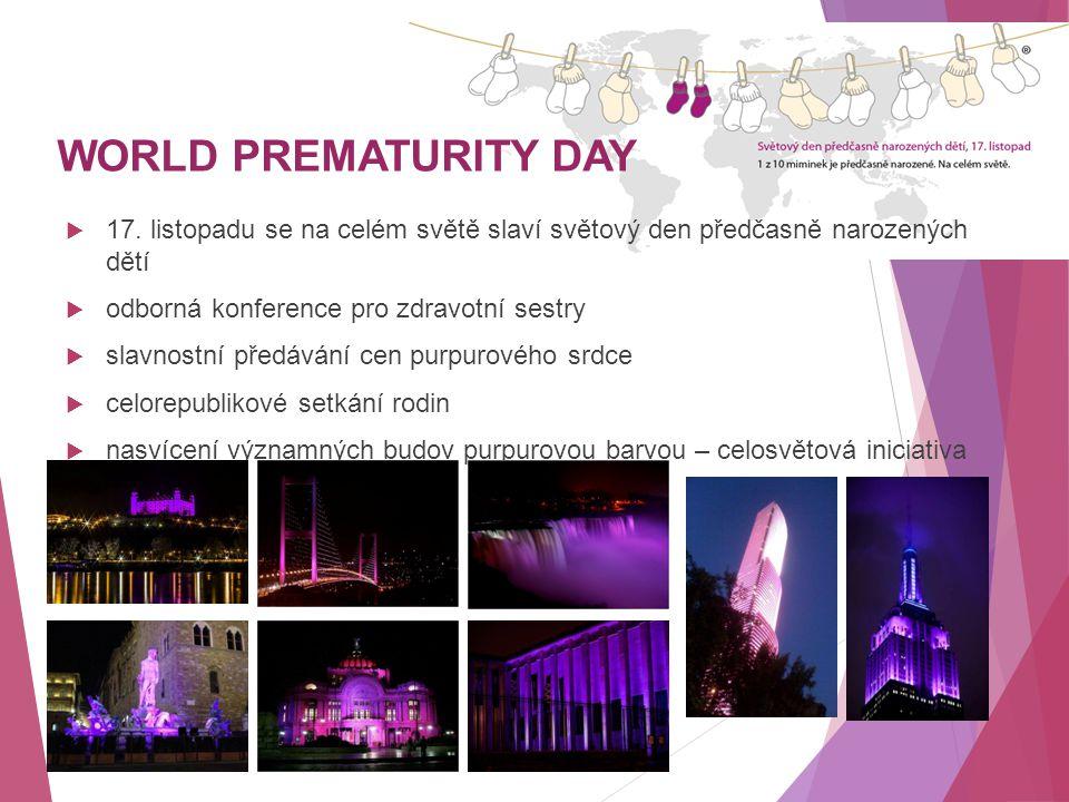 WORLD PREMATURITY DAY  17.