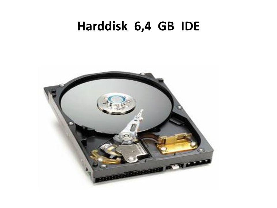 Harddisk 6,4 GB IDE
