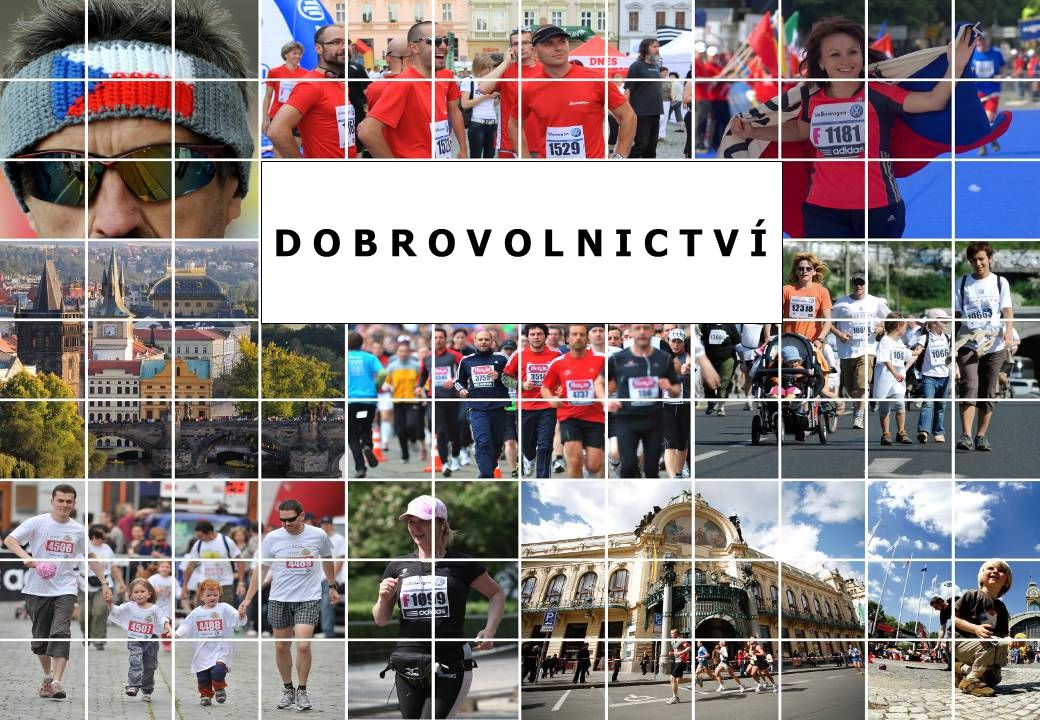 Prague International Marathon 15.4.2015 1 D O B R O V O L N I C T V Í