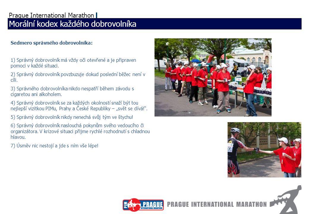 Prague International Marathon Prague International Marathon, s.r.o.