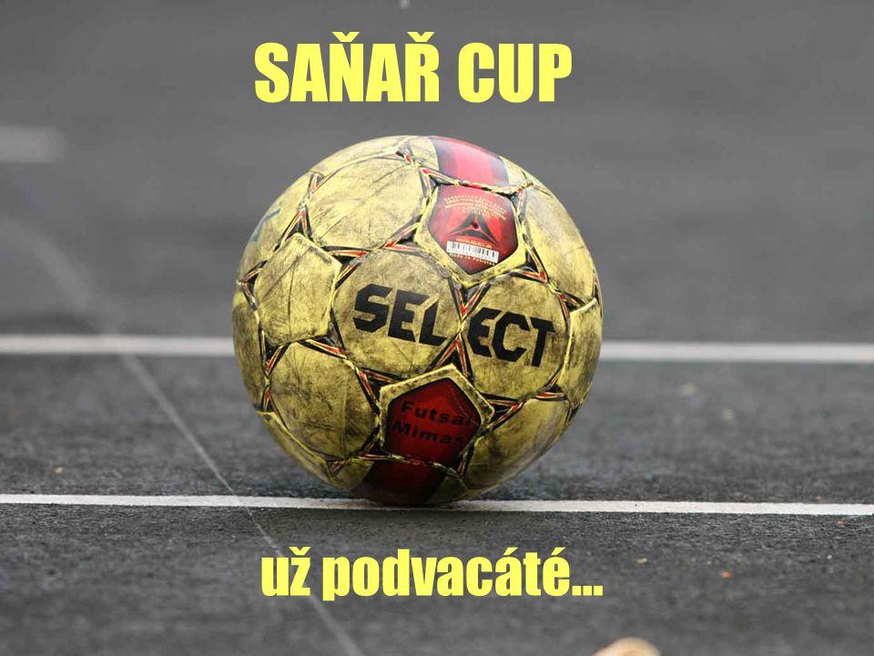 SAŇAŘ CUP už podvacáté…