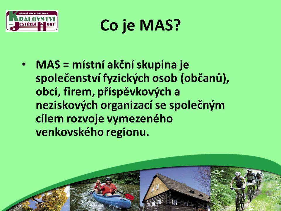 Co je MAS.