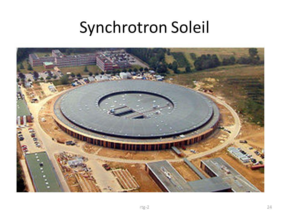 Synchrotron Soleil 24rtg-2