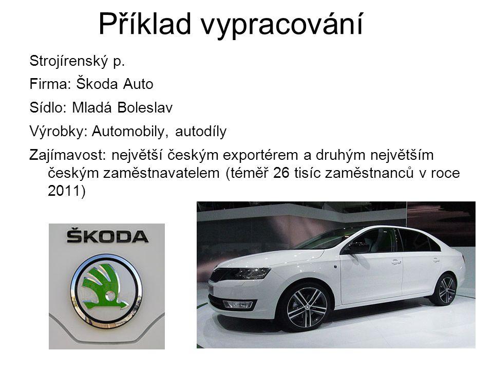Zdroje dat: Průmysl v Česku.In: Wikipedia: the free encyclopedia [online].