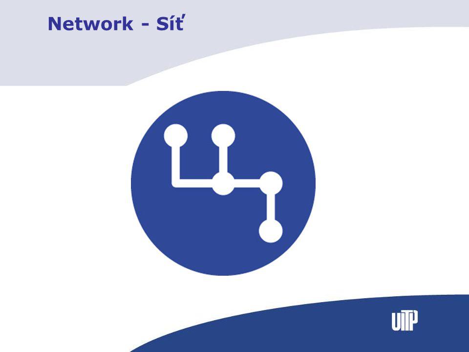 Network - Síť
