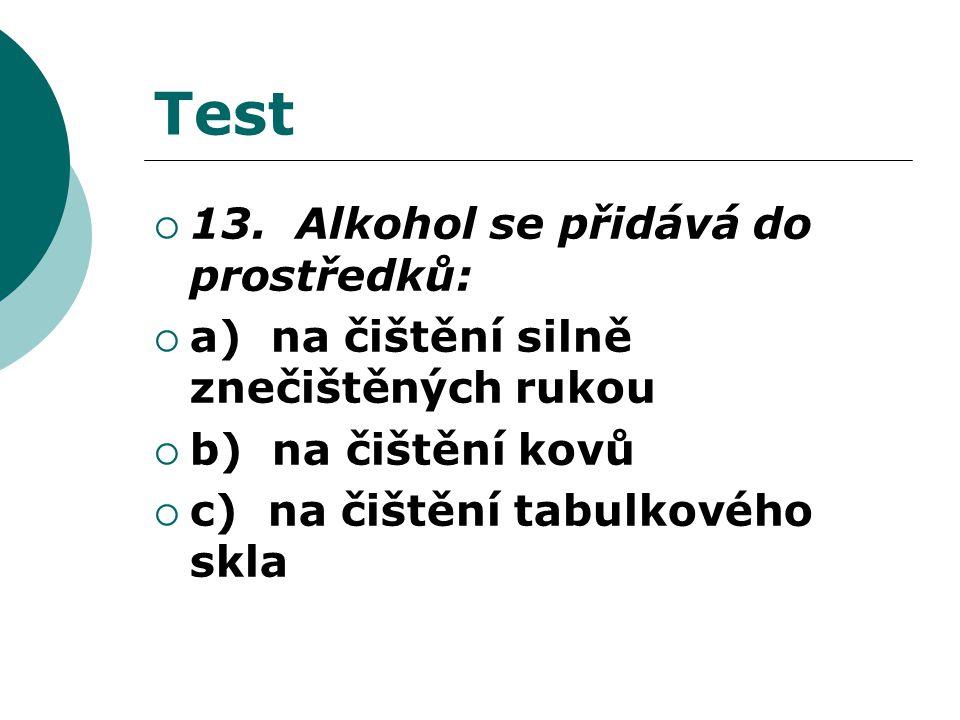 Test  13.