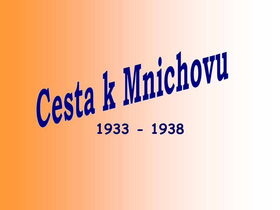 1933 - 1938