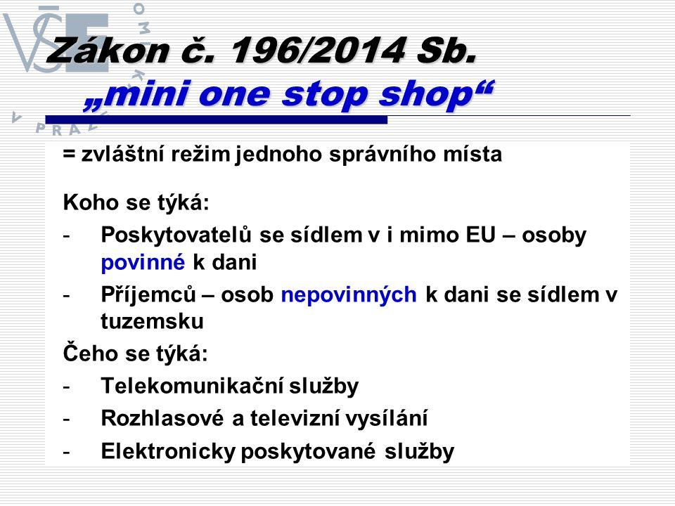 Zákon č. 196/2014 Sb.
