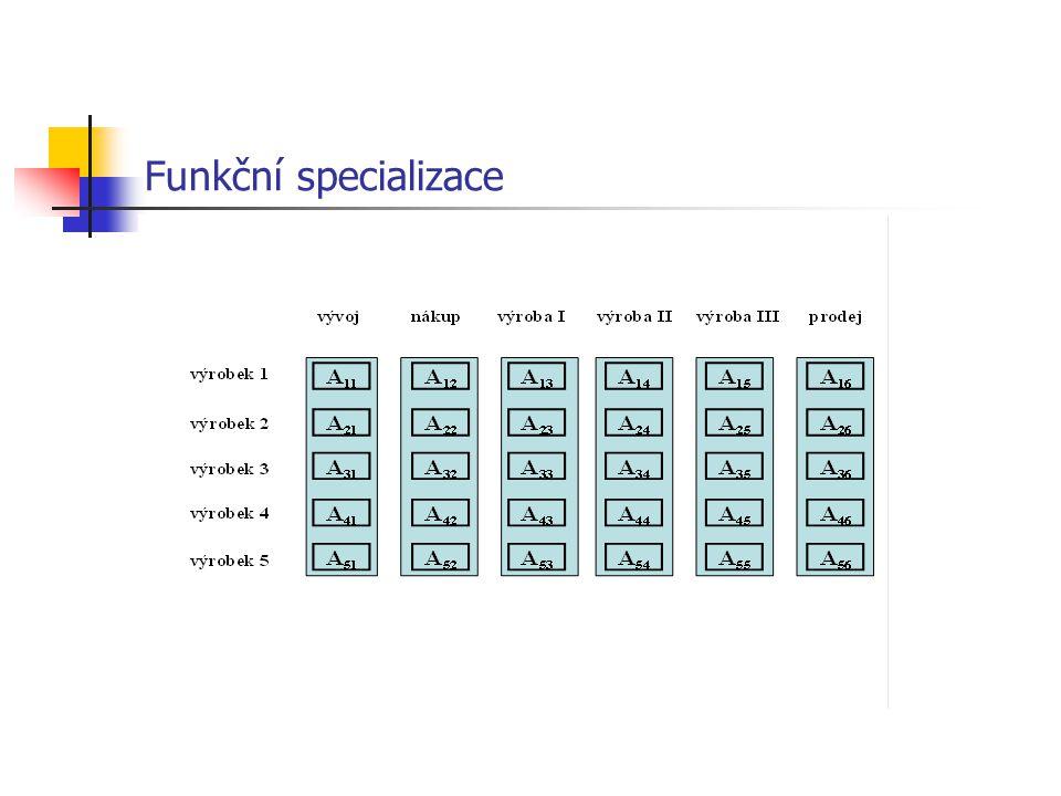 Funkční specializace