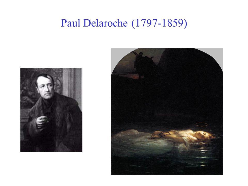 Paul Delaroche (1797-1859)